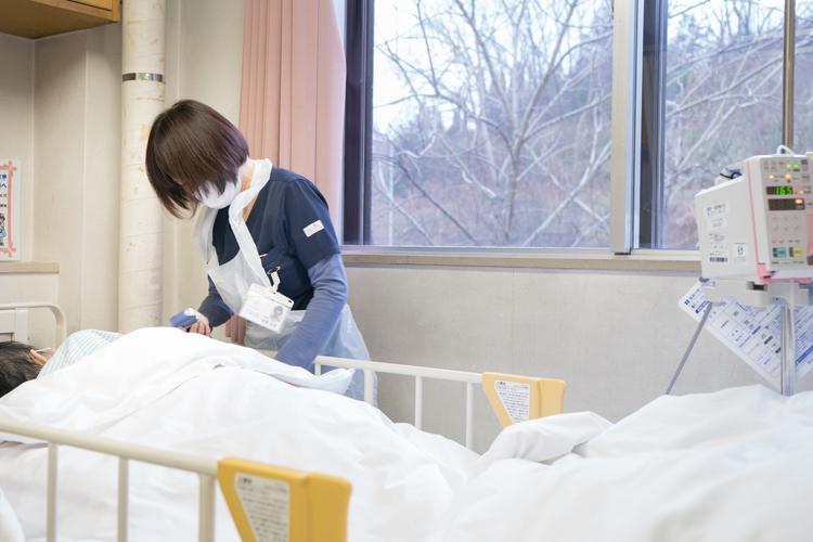 広瀬病院 院内